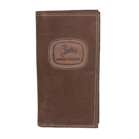 leather checkbook covers for mens distressed leather checkbook cover by deere checkbook covers s wallets at