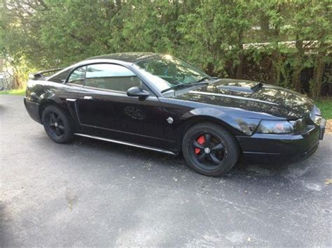 2004 Ford Mustang Coupe by Sell Used 2004 Ford Mustang Gt Coupe 2 Door In Chenango