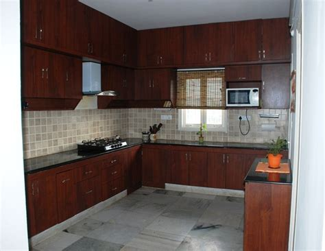 Modern Countertops kitchen star arti sudhir s u shaped kitchen sulekha