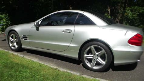 all car manuals free 2005 mercedes benz sl class transmission control 2005 mercedes benz sl500 for sale pano roof beautiful condition youtube