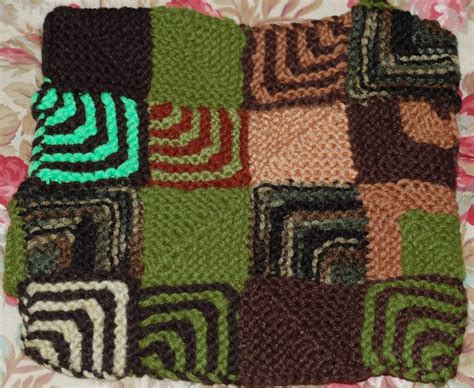 domino knitting pocahontas county fare knitting meets patchwork