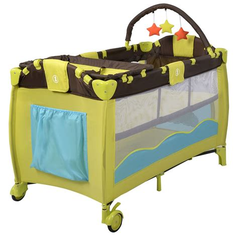 baby home portable crib us home portable baby crib playpen playard pack travel