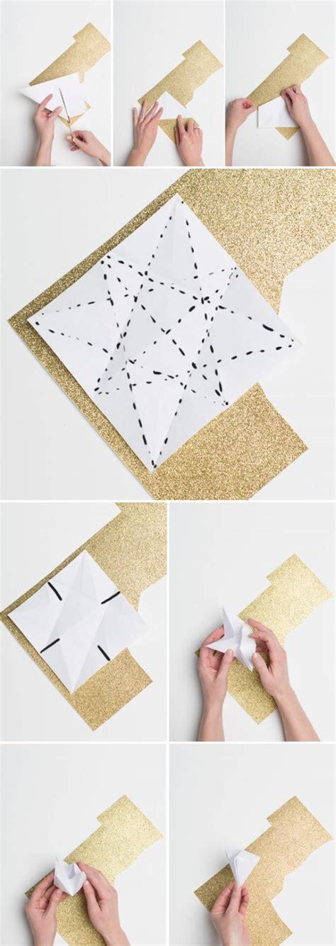 how to make paper rings origami diy make an origami napkin ring weddbook