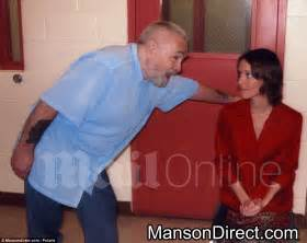 in love behind bars charles manson 79 and the 25 year