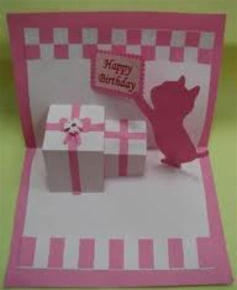 make your birthday card birthday card diy ullas board