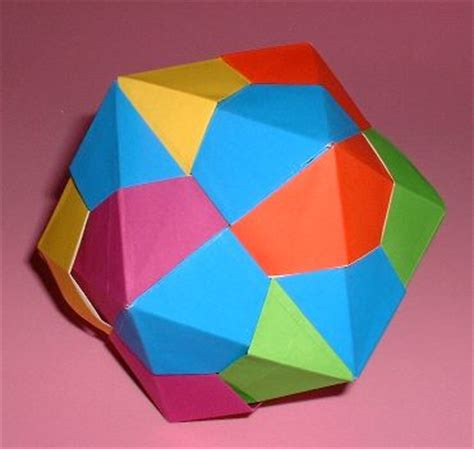 origami shape origami geometric and other shapes page 2 of 3 gilad s