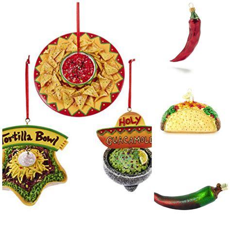 food ornaments tree tree ornaments for food travelers
