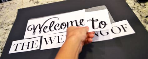 diy chalkboard sign template diy chalkboard wedding signs a simple hack miss bizi bee