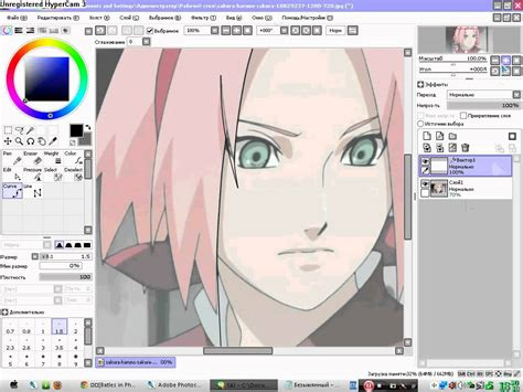paint tool sai with урок paint tool sai