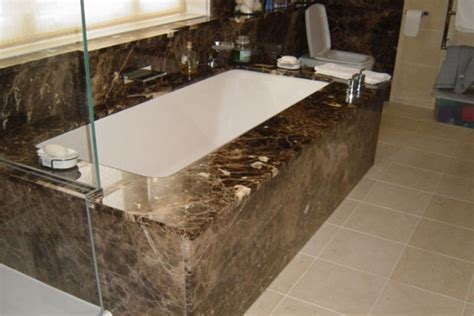Best Tile For Small Bathroom using stone in your bathroom