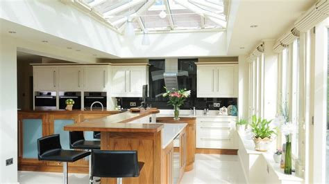 Simple House With Garden by Kitchen Extension Image Gallery David Salisbury