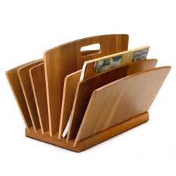 woodwork accessories lenga wood newspaper stand products home