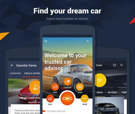 Used Car Apps by Cars India Buy New Used Car Android Apps On Play