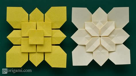 origami tesselations origami tessellations corrugations fractals gallery