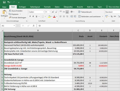 Danwood Haus Kosten by Fertighaus Kosten Kalkulation 02 Bautagebuch Dan Wood
