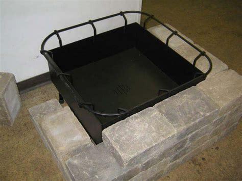 pit insert square square pit insert pit design ideas