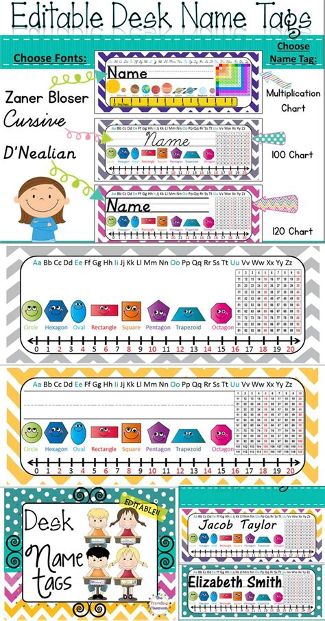 desk plates for students best 25 desk name tags ideas on desk name