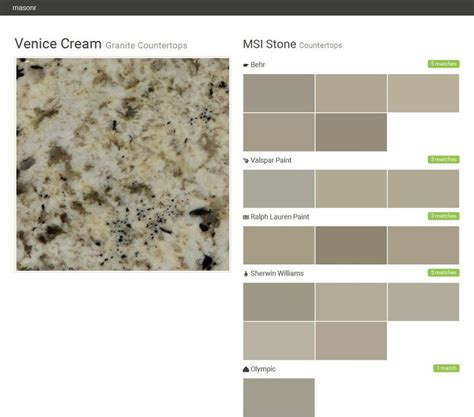 sherwin williams paint store venice fl 1000 ideas about painted granite countertops on