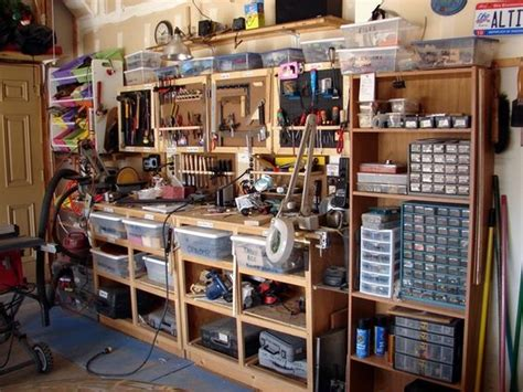 tiny woodworking shop small woodshop bench ideas maybe you can get some ideas