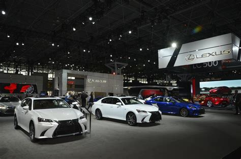 New York Motorshow by 2018 New York Motor Show Report And Coverage Autocar