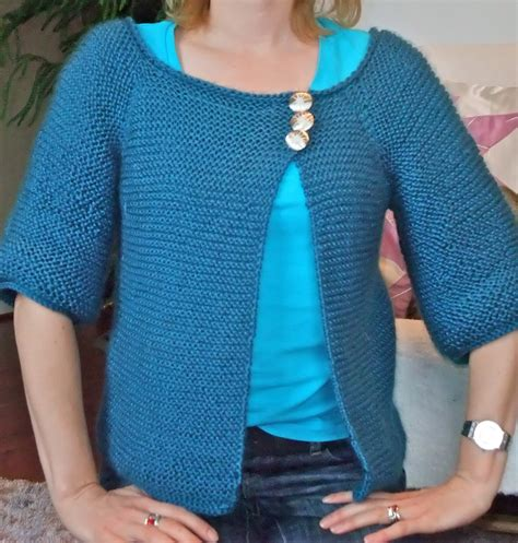 knit garter stitch easy sweater knitting patterns in the loop knitting