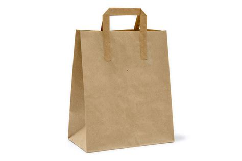 with paper bags brown paper bag large enviropack