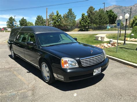 2001 Cadillac For Sale by Well Maintained 2001 Cadillac Eagle Hearse For Sale