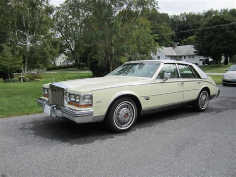 1981 Cadillac Seville by 1981 Cadillac Seville Roadster Edition 368 Cast Iron V8