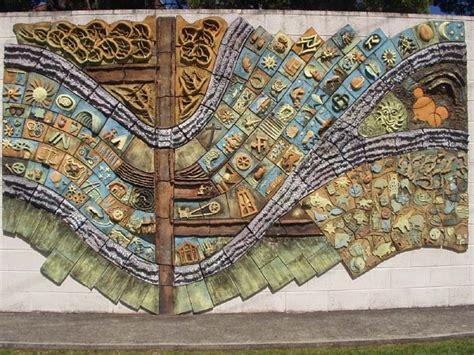 beaconsfield ceramic mural