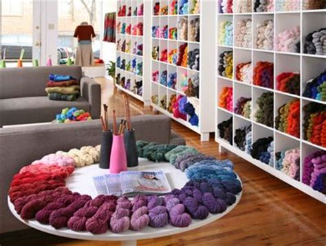 knitting stores 25 best ideas about yarn display on display