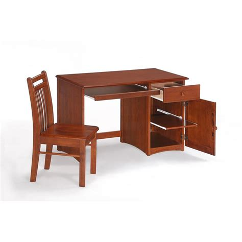 cherry student desk clove student desk shown in cherry finish