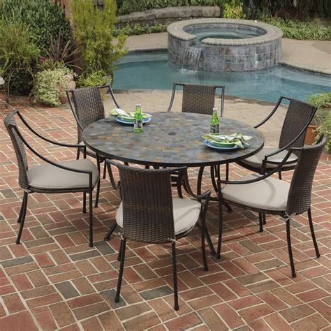patio table with chairs patio tables ideas homesfeed