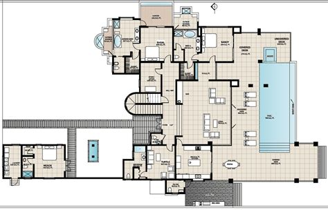 ground floor plans house floor plans the house