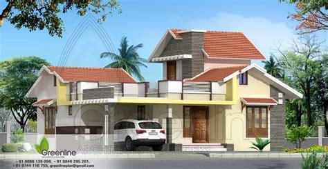 simple home design gallery simple house elevation with floor plan studio design