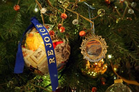 white house tree ornament white house tree ornaments nicko s big picture