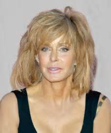 medium length hair styles for age 50 layered haircuts for women over 50