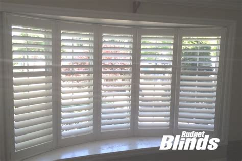 blinds for bow windows budget blinds mississauga on custom window coverings