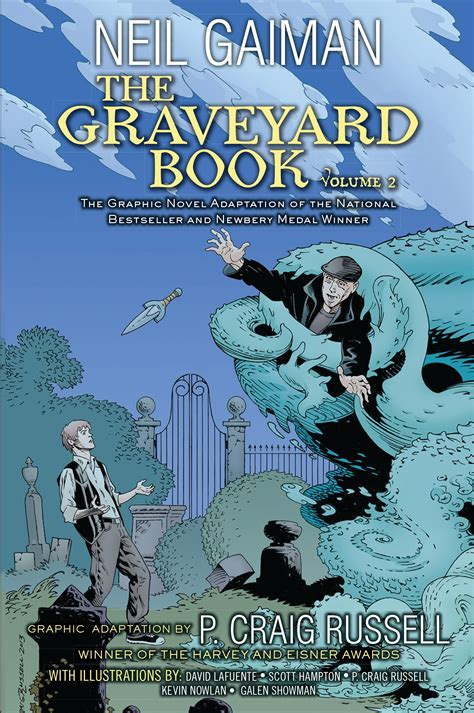 the graveyard book pictures read p craig takes on gaiman s