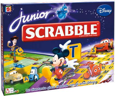 scrabble junior disney scrabble junior the disney edition image boardgamegeek