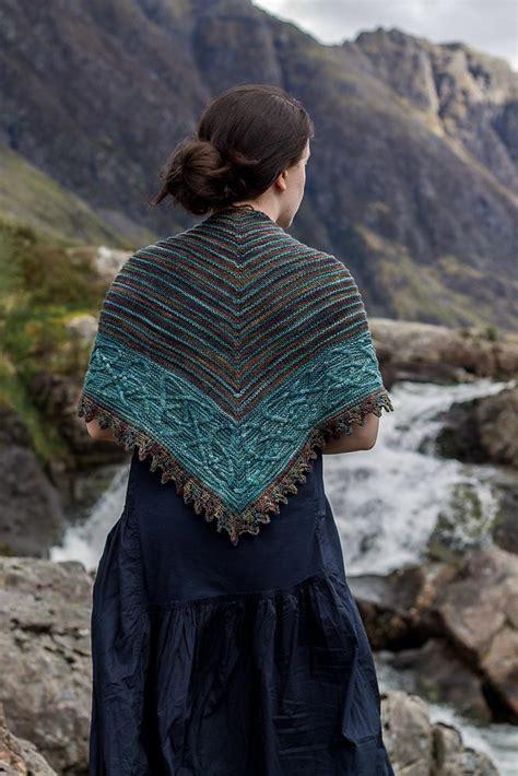 scottish knitting blogs designer of the week hague loveknitting
