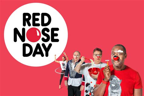 ideas for nose day fundraising ideas for nose day 2017 delights