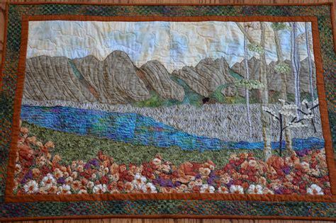landscape quilt patterns pieced brain landscape quilts