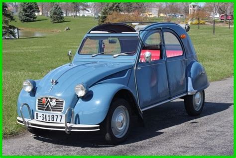 Citroen For Sale Usa by Deux Chevaux For Sale Usa