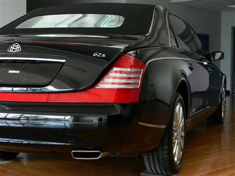 Maybach Exelero For Sale by 2009 Maybach Landaulet For Sale On Ebay Autoevolution