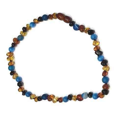 semi precious stones jewelry and semi precious necklace blue