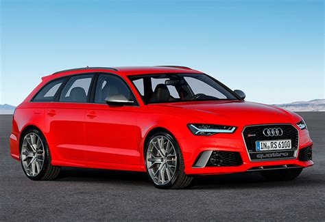 Audi Rs6 Price by 2016 Audi Rs6 Avant Performance Specifications Photo