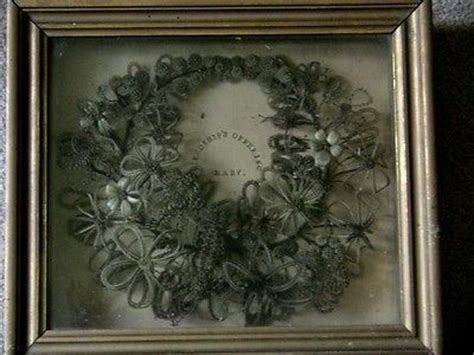 california museum of knitting arts and embroidery sciences mourning hair wreath 2 hairwork