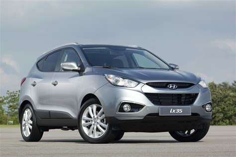 Daihatsu Suv by Details On The New European Market Hyundai Ix35 Suv