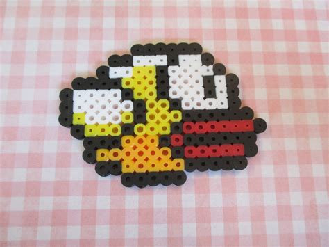 how to make perler bead perler bead flappy bird tutorial