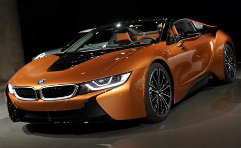 Bmw Drop Top by Los Angeles Auto Show Drop Top Bmw I8 Roadster Revealed